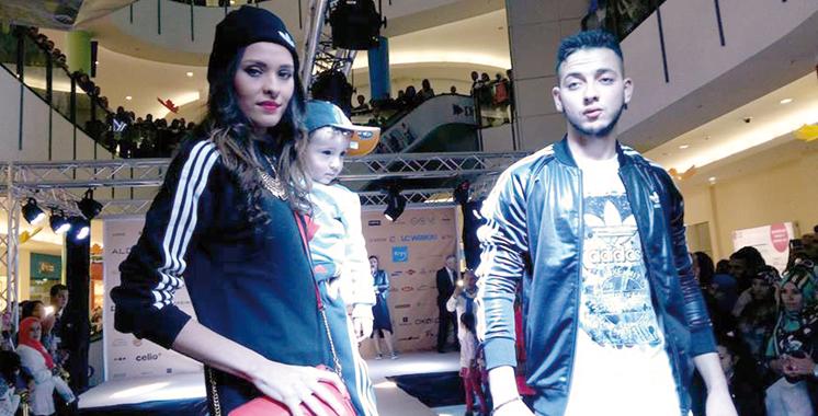 Tanger City Mall a organisé son défilé de mode de l'automne-hiver