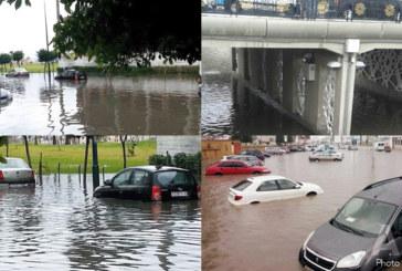Des dégâts au Nord à cause des intempéries: Chute de température, neige, fortes pluies, routes coupées…