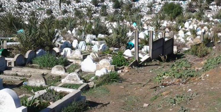 Mohammedia : Six déterreurs de trésors au cimetière mis sous les verrous