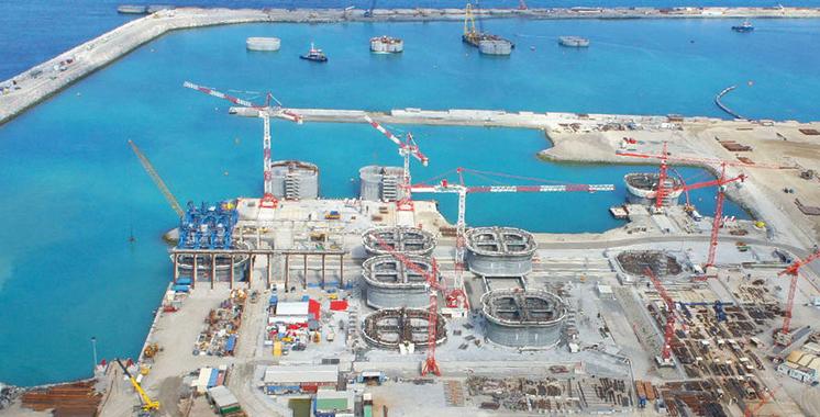 Tanger Med II : Le port du futur d'APM Terminals