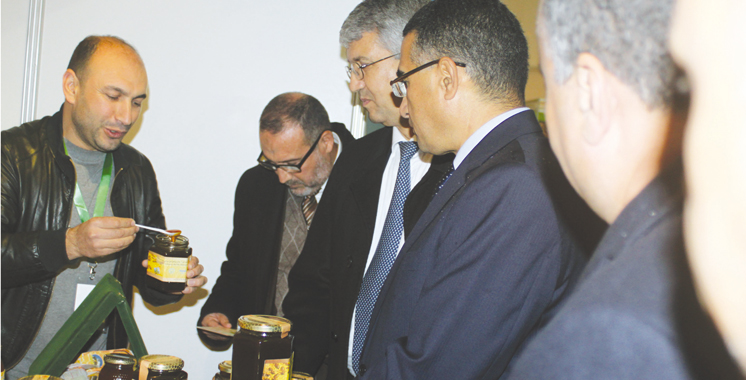 Tanger : Les produits du terroir font leur show
