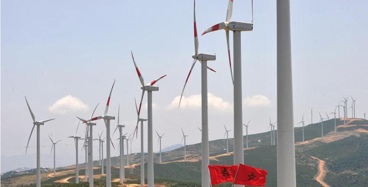 Eolien : Les premières turbines du Parc Khalladi en marche