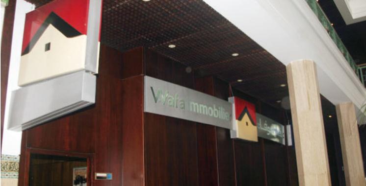 Wafa Immobilier reçoit la certification  ISO 9001 version 2015