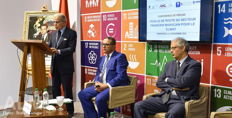 Mohamed Boussaid dévoile la feuille de route du secteur financier pour le climat: Une finance durable multidimensionnelle émerge