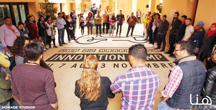 Innovation Camp: Méditel confirme son engagement auprès des jeunes entrepreneurs