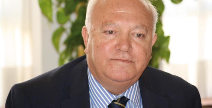 Miguel Ángel Moratinos Promoteur de l'établissement «Alliance des civilisations»  et ex-ministre des affaires étrangères espagnol