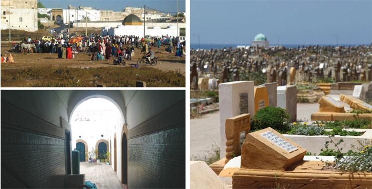 Un mausolée et une histoire: Sidi Ben Achir, saint des indigents à Salé