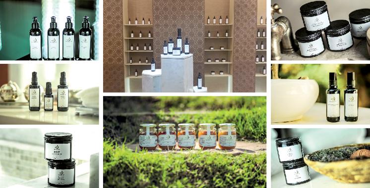 Une escapade au jardin bio-aromatique d'Ourika: Des plantes et des produits qui voient  la vie en «green»