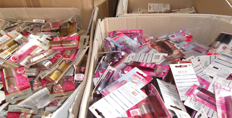 Casablanca : Des produits cosmétiques périmés avec des dates trafiquées