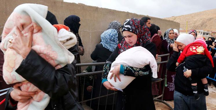 Syrie: Plus de 50.000 personnes déplacées à Alep-Est en quatre jours