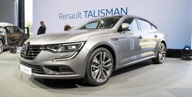 Renault Talisman: Patronyme de la nouvelle berline haut de gamme