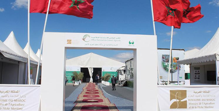 Conseil agricole L'ONCA fait escale à Marrakech