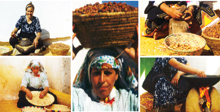 L'arbre sacré des régions du Sud: Les gardiennes de l'arganier