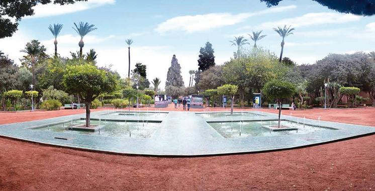 Rénovation du cyber parc Arsat Moulay Abdeslam: Maroc Telecom contribue à la lutte contre les changements climatiques