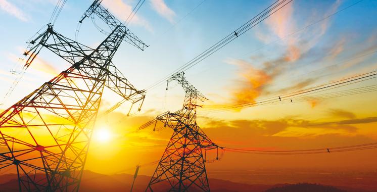 La production nationale de l'énergie électrique en hausse de 3,4% en 2017