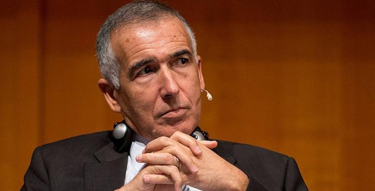 Ahmed Nakkouch, nouveau président du groupe LafargeHolcim Maroc