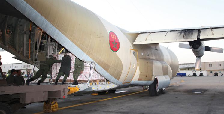 La Sierra Leone remercie SM le Roi pour l'aide humanitaire