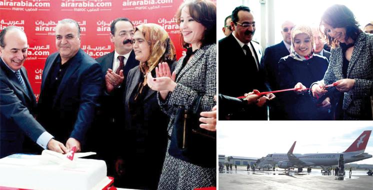 Air Arabia Maroc renforce sa desserte de Tanger