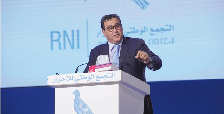 Vie partisane: Aziz Akhannouch nouveau président du RNI en 2016