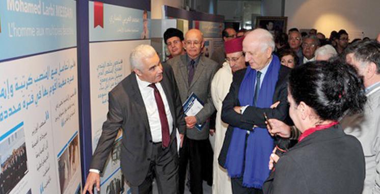«Archives du Maroc» retrace le riche parcours de Larbi Messari