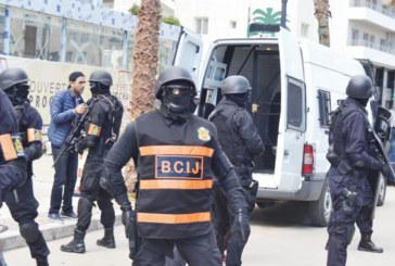 BCIJ : Cinq présumés terroristes arrêtés