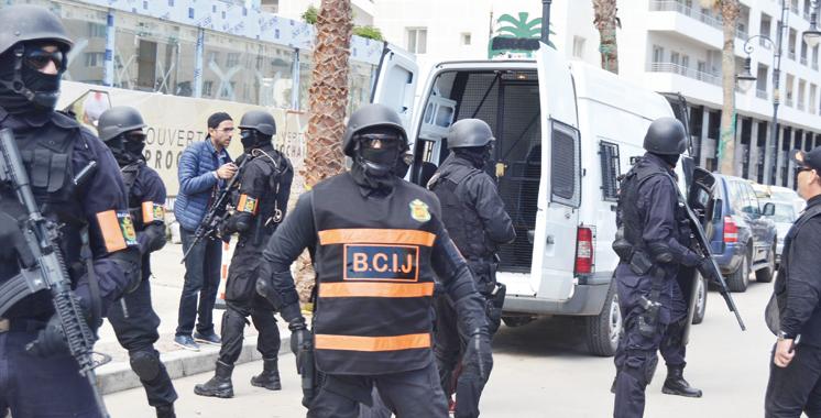 BCIJ: Arrestation de six nouveaux intégristes de «Daech»