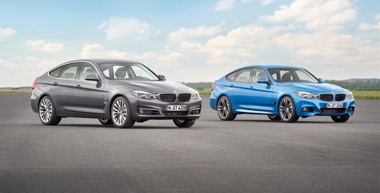 BMW Série 3 Gran Turismo: Une sportivité doublée d'élégance