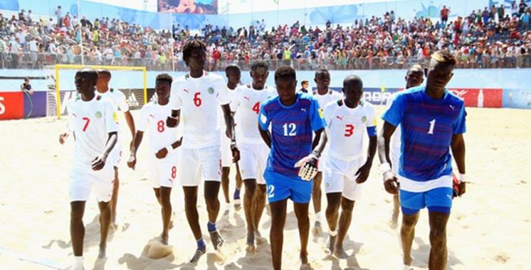 CAN de beach soccer : Le Sénégal sacré champion, le Maroc termine 4è