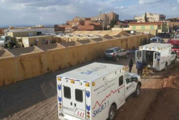 Laâyoune : Un hôpital mobile multidisciplinaire au profit de plus de 2.000 personnes