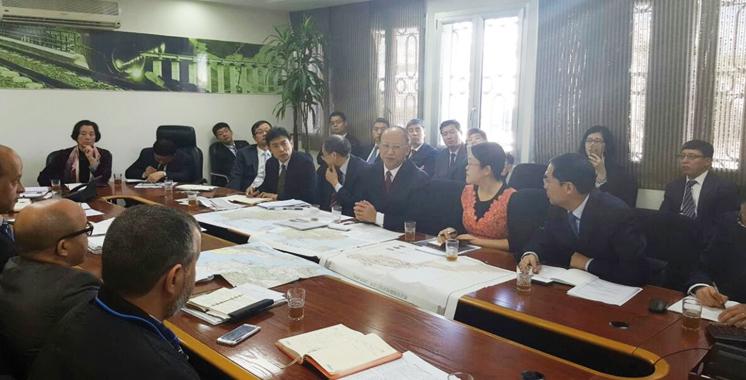 Projet LGV Marrakech-Agadir: China Railway revient au Maroc pour la deuxième fois