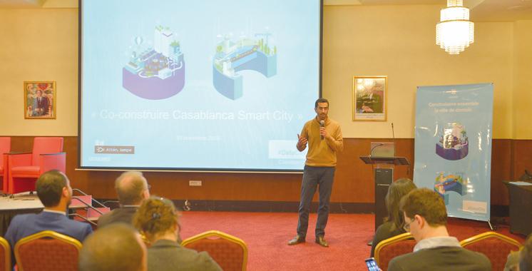 Lancement du programme «#DataCity Casablanca»: L'innovation entrepreneuriale relève de nouveaux défis