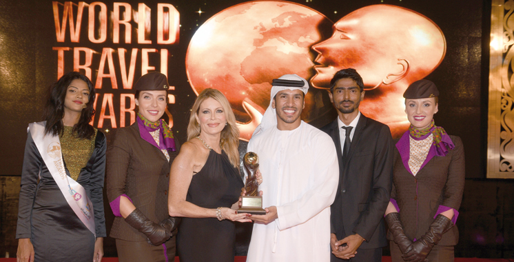 «World's leading airline» : Et de huit pour Etihad Airways