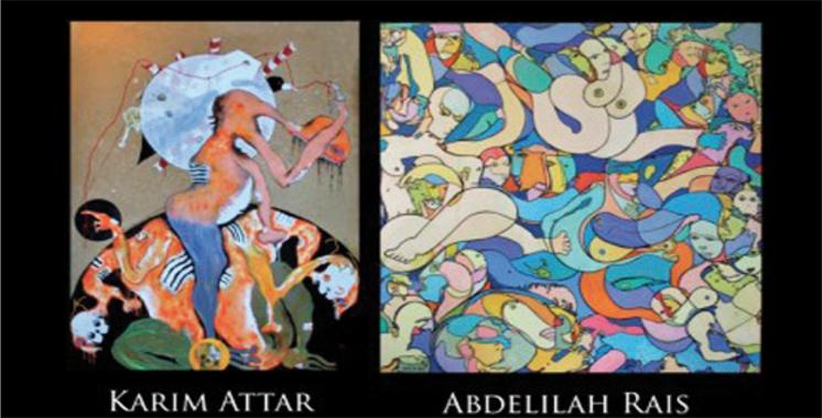 Karim Attar et Abdelilah Rais s'allient pour la condition humaine