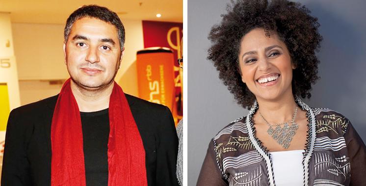 Hicham Lasri et Malika Zara  récompensés par l'AFAC