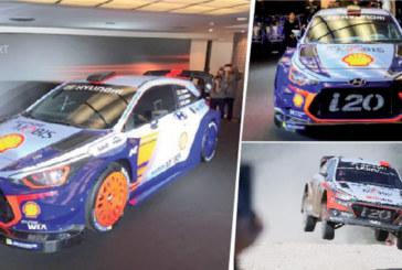Championnat du monde des Rallyes FIA 2017: Hyundai bien paré pour les épreuves