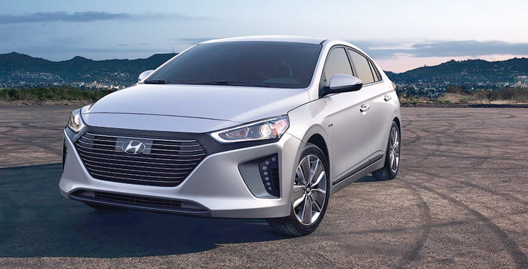 Hyundai Ioniq dévoile son premier modèle autonome: Plus sûre, même sans conducteur !