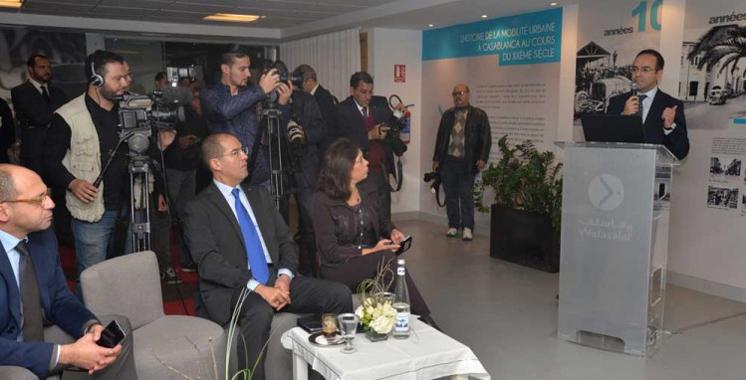 Mobilité urbaine : Les ambitions environnementales de Wafasalaf