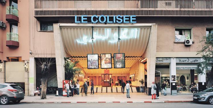 Au Colisée à Marrakech… le temps d'une projection