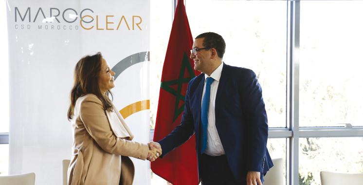 Maroclear s'allie à Maroc PME
