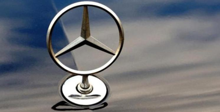 Perspectives : Mercedes se hisse au premier rang  mondial des voitures de luxe