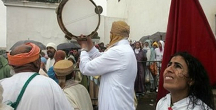 Kelaât des Sraghna à l'heure du Moussem annuel de Bouya Omar