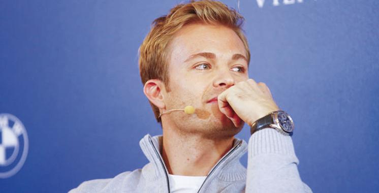 Formule 1 : Rosberg met un terme à sa carrière