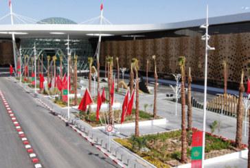 L'aéroport Marrakech Menara fait peau neuve