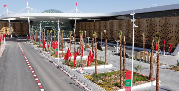Aéroport Marrakech Menara : Le nouveau terminal porte sa capacité à 9 millions de passagers