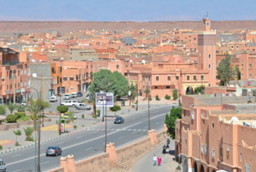 Ouarzazate dotée d'un programme de développement  de plus de 652 MDH