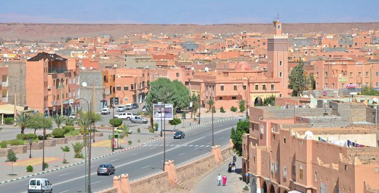 Ouarzazate-Marrakech : 300 DH  l'aller simple