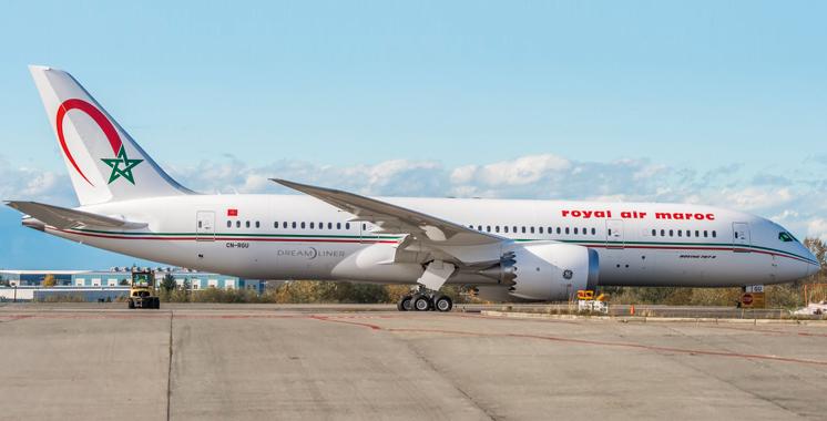 RAM réceptionne son 5ème  Boeing 787 Dreamliner