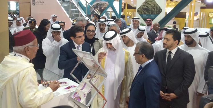 Les produits du terroir marocain ravissent  la vedette au SIAL ME Abu Dhabi