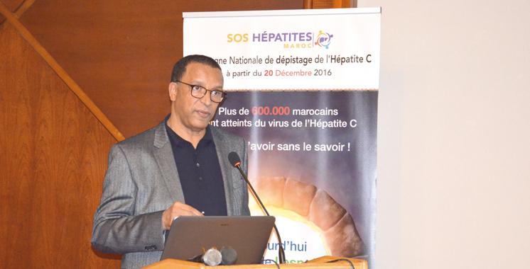 Hépatite C : Lancement d'une campagne nationale de dépistage