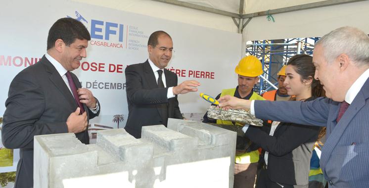 L'Ecole française internationale au cœur du projet urbain Casa Anfa